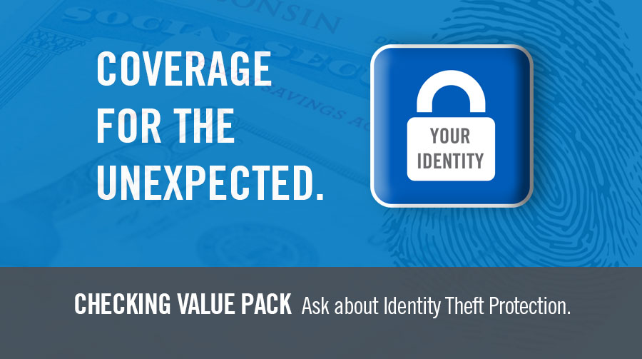 Learn about the Value Pack benefits that can added to your checking account.